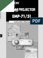 Epson 7000 Eu