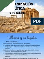 La organización social Sofía Vázquez