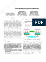 A Perspective on the Future of Middleware-Based Software Engineering