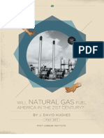Will Natural Gas Be Fuel 21 Century