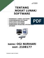 Perangkat Lunak - Software Ogi Nh