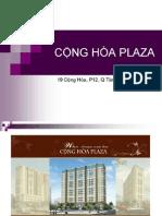 Cong Hoa Plaza