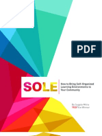 Sole Toolkit (self organised learning environment)