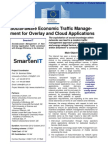 SmarteSocial-aware Economic Traffic Management for Overlay and Cloud ApplicationsnIT Fact Sheet