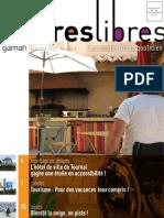 Aires Libres Magazine n°08 - Novembre 2010