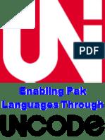 Pakistani Languages