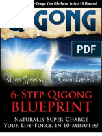Qigong 6 Step Energy Blueprint eBook