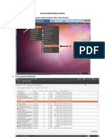 System Monitoring Ubuntu