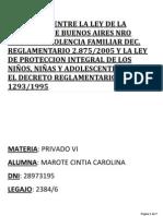 CONTRASTE ENTRE LA LEY DE LA PROVINCIA DE BUENOS AIRES NRO 12.docx