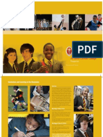 All Saints Catholic College Prospectus