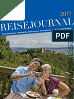 Reisejournal 2013 -Rinteln, Hessisch Oldendorf, Aerzen, Auetal-
