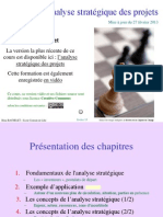 Cours-socio Analyse Strategique