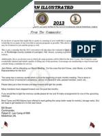 March Robert E Lee camp 1589 Newsletter