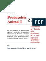Producción Animal I - Ing. Agrn., FAGRO
