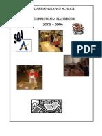 05.06 Curric Handbook