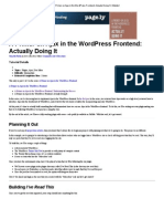 A Primer on Ajax in the WordPress Frontend_ Actually Doing It _ Wptuts+