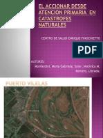 El Accionar Desde Atencion Primaria en Catastrofes Naturales Para Pc Anticuadas