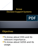 Group DSS