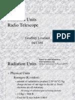 RadiationUnitsSp2001.ppt