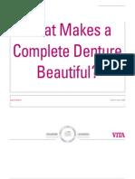 What Makes It Beautiful Vita