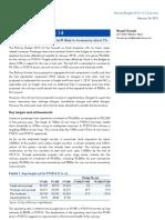Railway Budget-2013-14