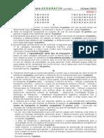 2011-12 (5) TESTE 11º GEOG A [MAR - CRITÉRIOS CORREÇÃO] (RP)
