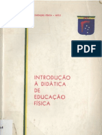Didática da Educação Física - Alfredo Gomes de Faria Jr