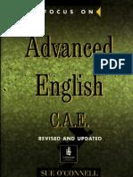 Focus on advanced English + Cambridge Exam