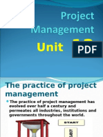 Unit 12 Project Management