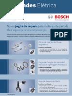 Bosch Jogos de Reparo_Motores de Partida Linha Leve