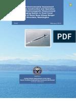 Navy Submarine EM/TEMPEST Falsification Facility