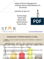 Introduction to Retail Industry in India(Ppt)