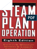 Steam Plant Operation (E.B. Woodruff, H.B. Lammers, T.F. Lammers - 8th Ed)