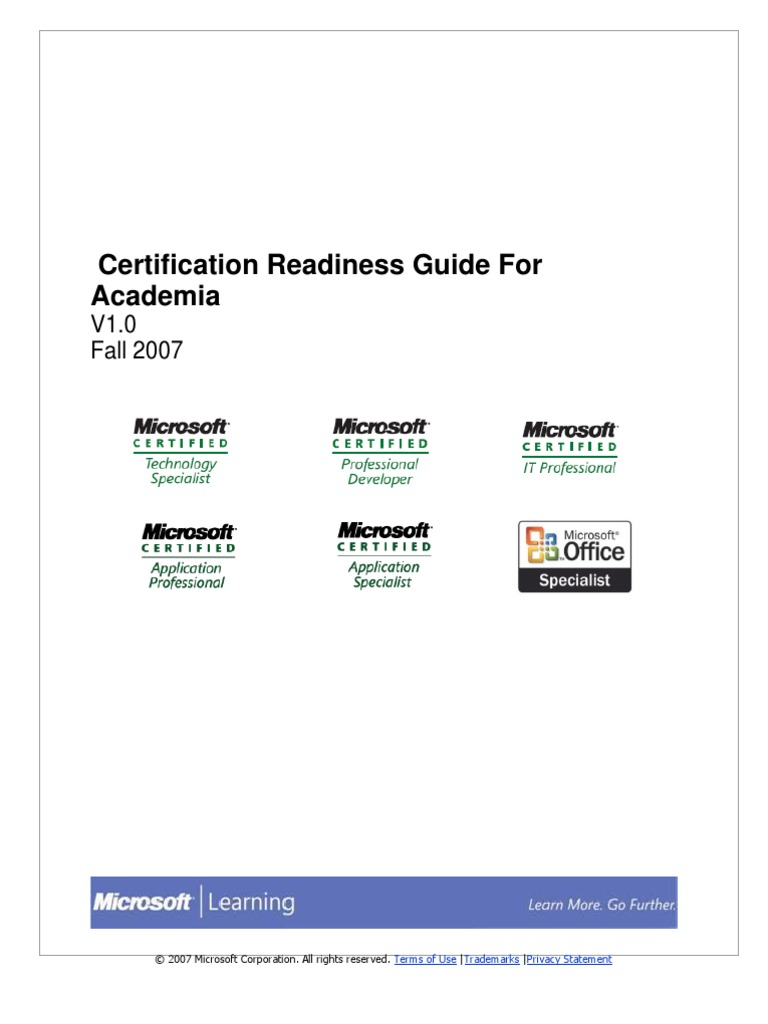 Mcp 70 270 Professional Certification Test Assessment
