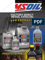 AMSOIL AUTOMOTIVE CATALOG