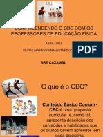 CAPACITAÇÃO CBC OK
