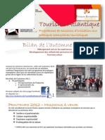 Spring 2012 Newsletter FR