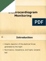 ECG Monitoring