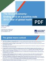 Global Economy Outlook [Axa]