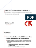 Chilmark Advisory Service Prospectus