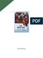28685860 Pierre Mannoni El Miedo Libro