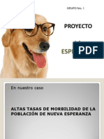 Presentacion Esperanza Grupo 1