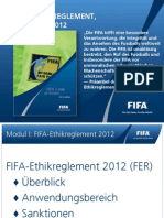 FIFA, ethik tool, korruption