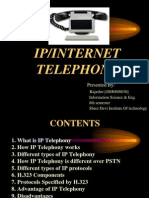 IP Internet Telephony
