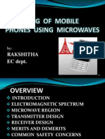 Mobile Charging Using Microwaves-ppt
