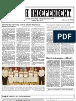 Faith Independent, February 27, 2013