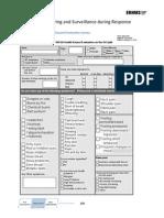 Deepwater Horizon Health Hazard Evaluation Survey