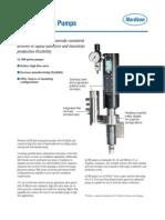 LA 300 PumpsPKL-04-3268  Data Sheet