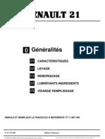26893715 Manual Renault 21 Taller