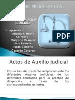 Actos Judiciales